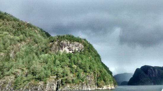 Roedne Fjord Cruise: Fjord cruise
