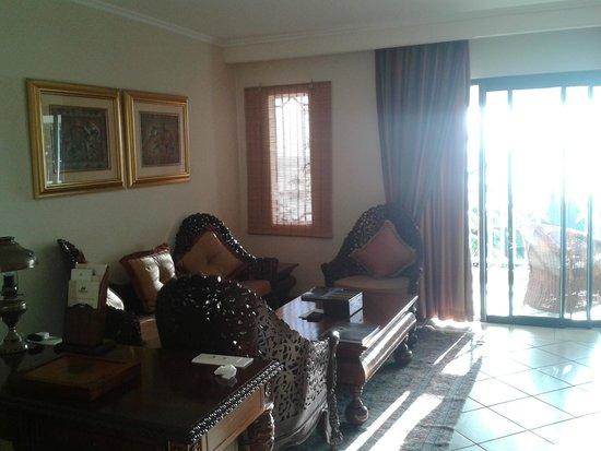 Maritim Resort & Spa Mauritius: Lounge