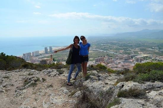 Valtournative: Me and Simona in Cullera