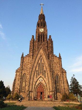 Catedral de Pedra: Catedral