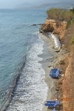 Anna Maria Village: Пляж