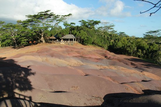 Seven Colored Earths: Chamarel 3