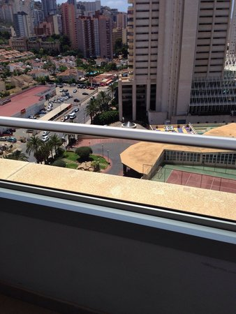 Hotel Levante Club & Spa: View from floor 10
