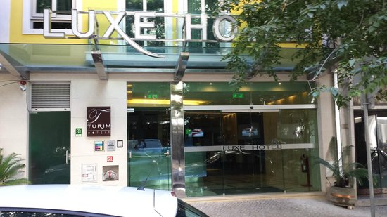 Luxe Hotel by Turim Hoteis: Street View
