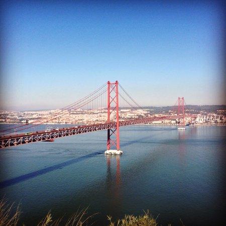 Vasco da Gama Bridge : Bridge