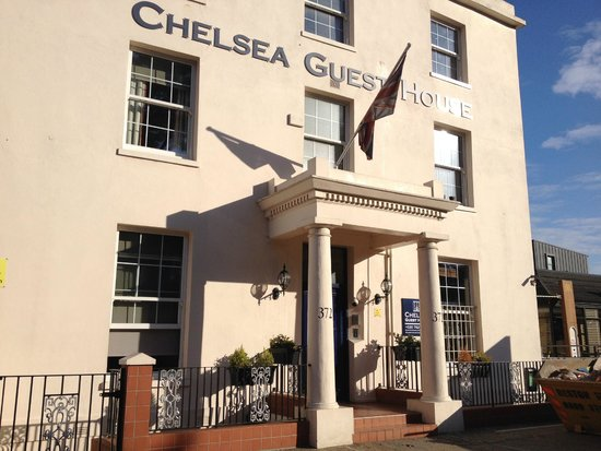 Chelsea Guest House: hotel outside
