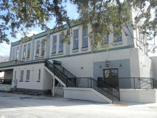 Photo of Nightclub The Ice Plant at 110 Riberia St, Saint Augustine, FL 32084, United States