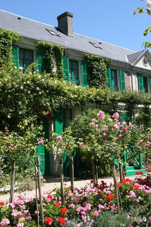 Haus und Garten Claude Monet - Picture of Claude Monet\'s House and ...