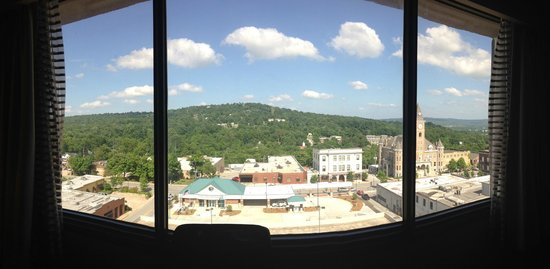 The Chancellor Hotel: View 1117 (July 2014)