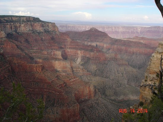 Grand Canyon North Rim: View from Angels Window