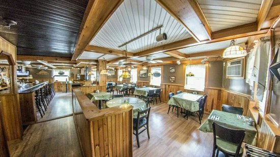 East Durham, NY: Cozy dining atmosphere