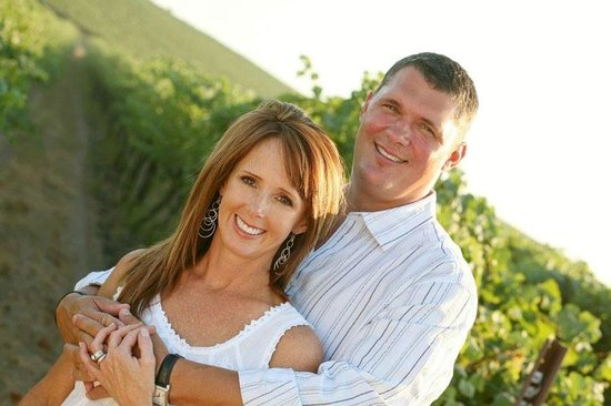 Alexandria Nicole Cellars: Meet Ali and Jarrod Boyle - Our namesake and winemaker