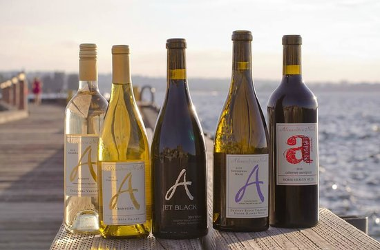 Alexandria Nicole Cellars: Double Gold winners from Seattle Wine Awards