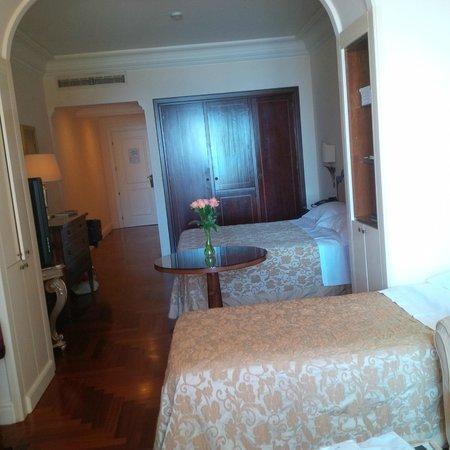 Grand Hotel San Pietro: gran tamaño