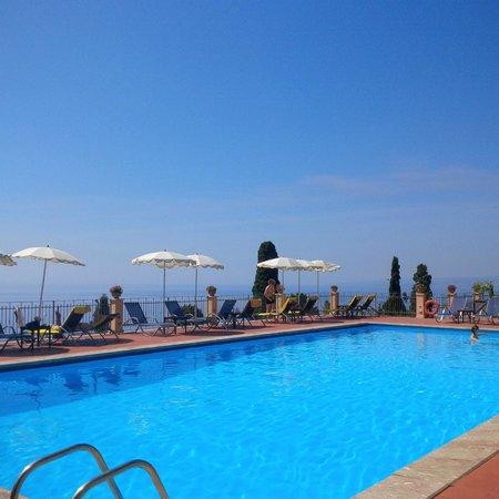 Grand Hotel San Pietro : gran vista