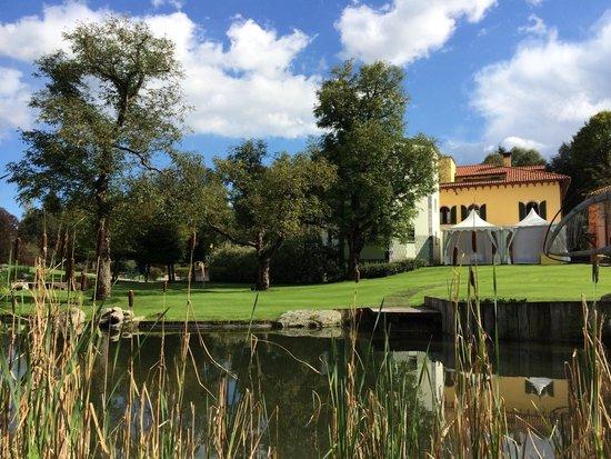 La Locanda del Notaio: Peaceful and relaxing gardens