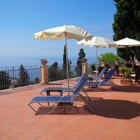 Grand Hotel San Pietro : comodidad