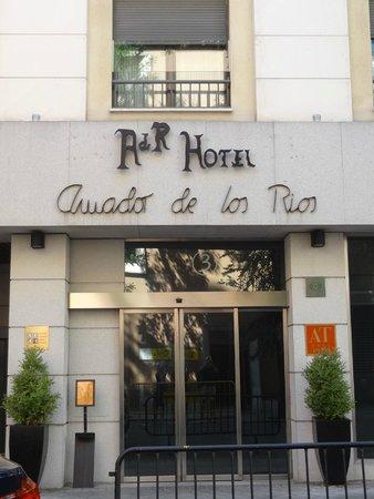 Amador De Los Rios: Inkom hotel