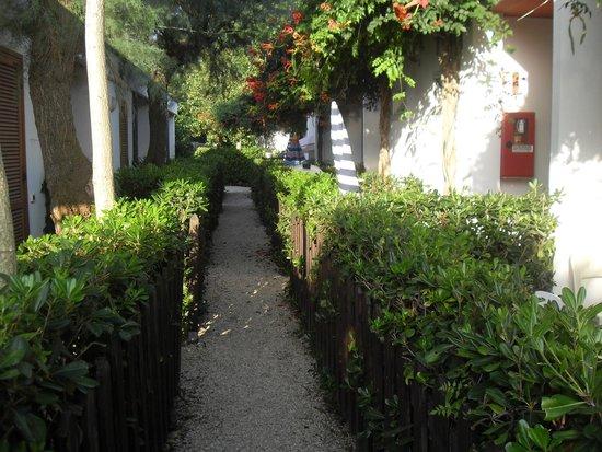 Villaggio Turistico Le Mimose: VILLINI