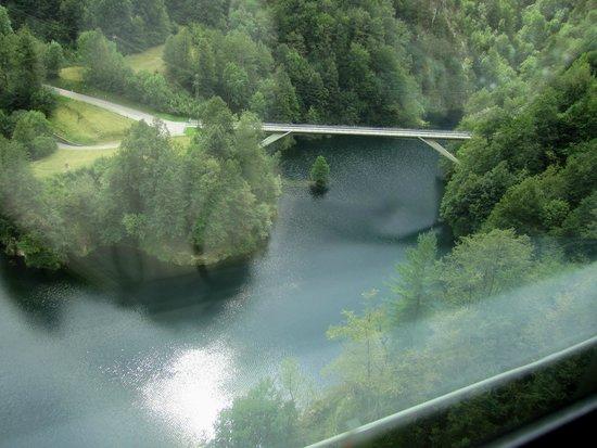 Vigezzina-Centovalli Railway : Vista dal treno