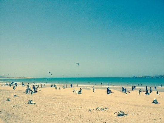 Dar Maya : The beach