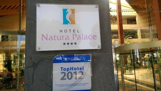 TUI SENSIMAR Natura Palace & SPA: Eccellente hotel