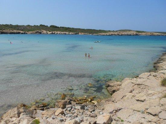 Playa Arenal De Son Saura : spiaggia 4