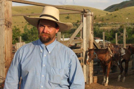 Dryhead Ranch: 'Birthday boy' Jake