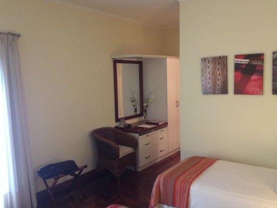 Guest House at Terrazas de los Andes Winery: Habitaciones muy cómodas