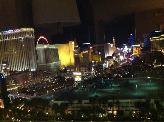 Treasure Island - TI Hotel & Casino: view from our window