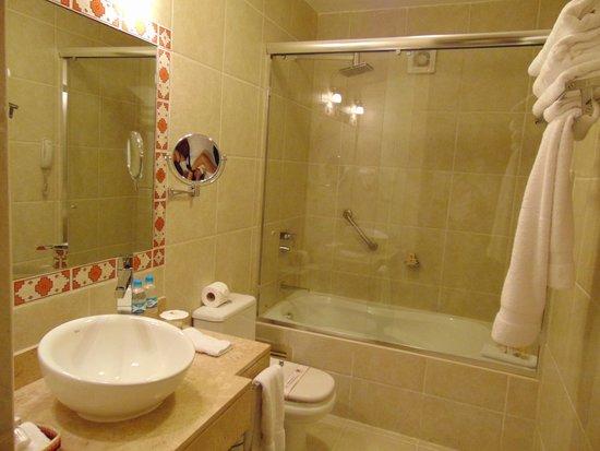 SUMAQ Machu Picchu Hotel: banheiro