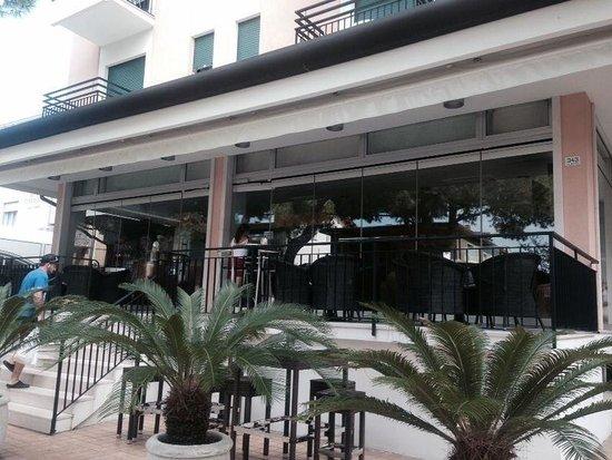 Hotel Panorama : Entrata