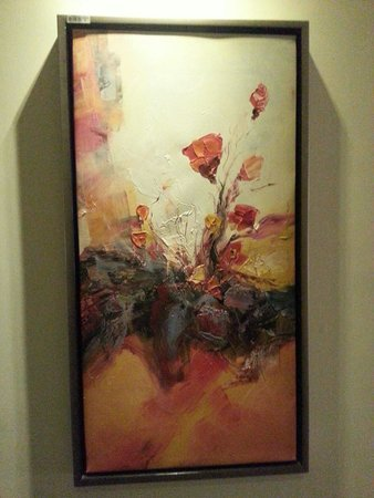 PrideInn Hotel Westlands: Unsigned original art