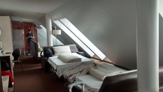 Derag Livinghotel Am Viktualienmarkt: quarto 611