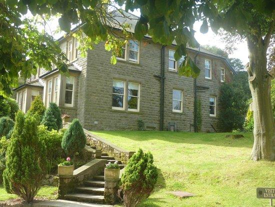 Sevenford House from garden