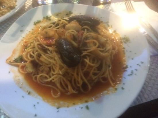 Al 20 : spaghetti allo scoglio