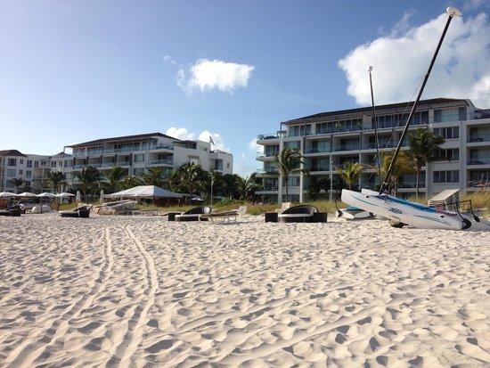 Gansevoort Turks + Caicos: View from beach