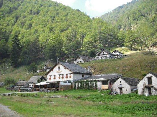 Malesco, Włochy: Valle Loana