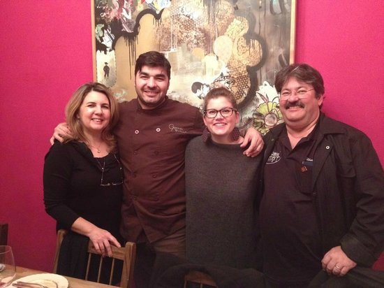Adentro Dinner Club: Nós e o Casal