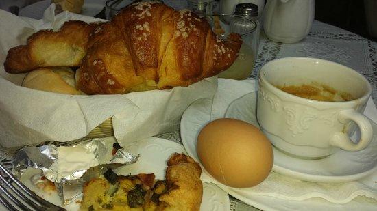 Hotel Al Ponte Mocenigo : Breakfast