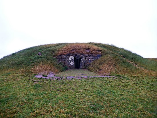 Hill of Tara (Temair) : Mound of the Hostages