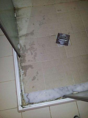 El Mouradi Club Kantaoui : piatto doccia