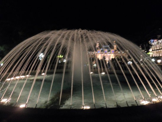 Casino of Monte-Carlo : Its full of fountains around #PlaceDuCasino