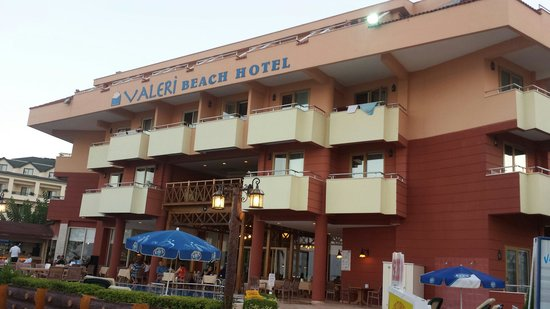 Valeri Beach Hotel Kemer: Normal