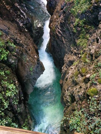 Stanghe Waterfalls at Gilfenklamm Gorge: cascata2