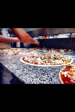 Scena, Italia: Pizzaiolo@work����