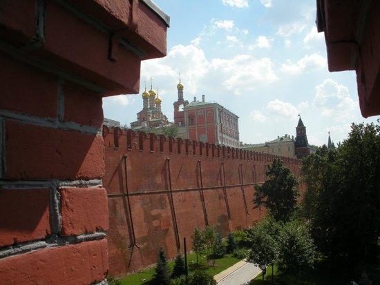 Moskauer Kreml: Mosca, Russia: particolare del Cremlino