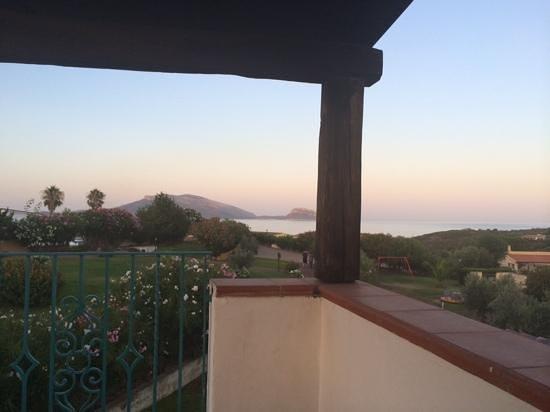 Club Hotel Baia Aranzos : veduta dalla camera D9