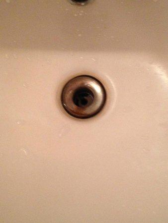 Vista Hermosa Boutique Bed & Breakfast : bathroom sink
