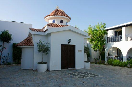 Kefalos Beach Tourist Village: Church